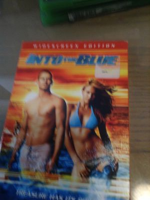 Dvd into the blue for Sale in Hialeah, FL