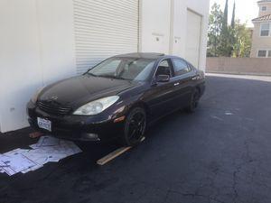 2002 Lexus es300 . Need to sale ASAP for Sale in Garden Grove, CA