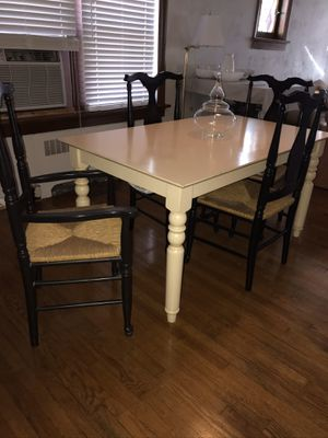 Dining Room Table and Chairs/Sofa Table for Sale in University City, MO