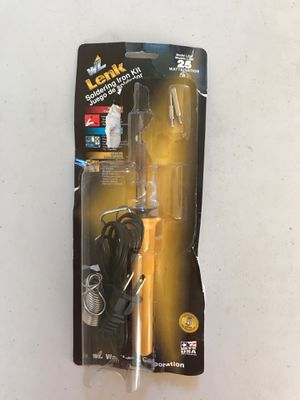 Used soldering iron kit for sale for Sale in Painesville, OH
