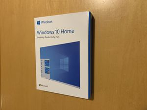Windows 10 Home Edition for Sale in Tucson, AZ