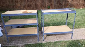 Tool Shed Shelves for Sale in Irving, TX