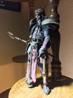 Spawn Series 19  Dark Ages The Samurai Wars Samurai Spawn action figure from McFarlane Toys for Sale in Leander, TX