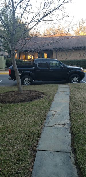 2014 Nissan Frontier SV for Sale in Washington, DC