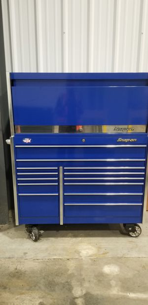 Snapon Tool Box and tools. for Sale in Houston, TX