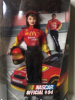Barbie NASCAR Official #94 1999 for Sale in Los Angeles,  CA