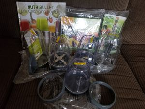 NUTRA BULLET ACCESSORIES for Sale in Deer Park, NY