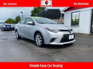 2015 Toyota Corolla for Sale in Portland, OR
