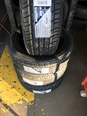 🔵🔵 4 BRAND NEW 235/55/18 TIRES $389 @QUICKLUBEPLUS 🔵🔵 for Sale in Tampa, FL