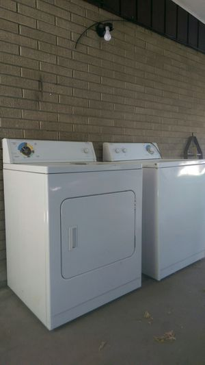 Kirkland by whirlpool washer and dryer for Sale in West Valley City, UT