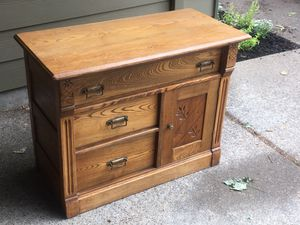 Beautiful Antique Dresser or Buffet for Sale in Beaverton, OR