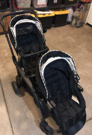 Stroller / double seat for Sale in Fontana, CA