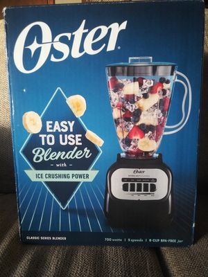 Oster Blender Ice crushing power. for Sale in Renton, WA