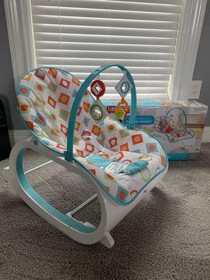 Fisher Price infant to toddler rocker for Sale in Abilene, TX