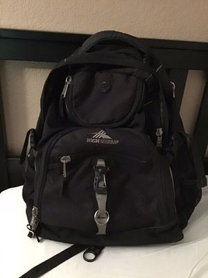 High Sierra Backpack for Sale in Victorville, CA
