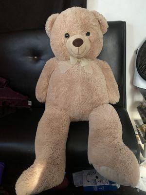 Medium/big teddy bear for Sale in Garden City, MI