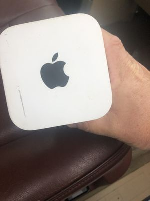 Apple AirPort Extreme router. Works great for Sale in Palm Harbor, FL