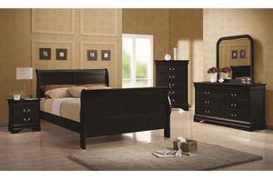 COLUMBUS DAY SALE....... QUEEN SIZE BEDROOM SET 4 pcs for Sale in Fort Pierce, FL