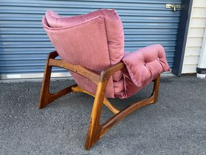 Vintage Mid Century Adrian Pearsall 2466-C Lounge Chair for Sale in Kirkland, WA