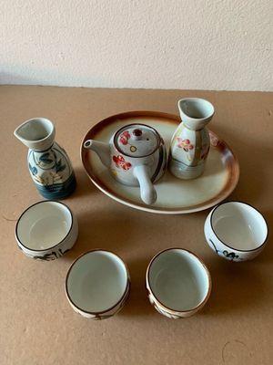 Chinese tea set for Sale in Santa Ana, CA