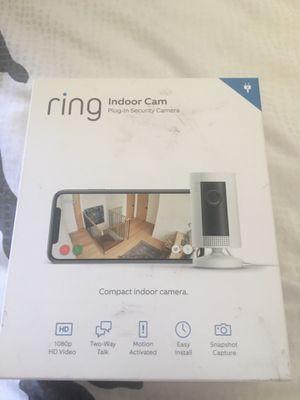 RING INDOOR CAMERA for Sale in Denver, CO