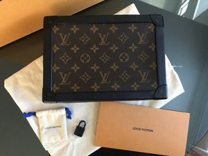 Louis Vuitton x Virgil Abloh SS19 Soft Trunk Monogram Messenger Bag for Sale in Hayward, CA