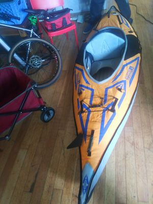 Advanced elements inflatable Adventure sport kayak for Sale in Seattle, WA