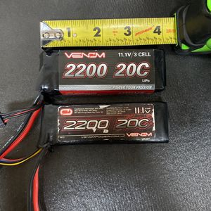 Venom RC Lipo Battery's for Sale in Fresno, CA