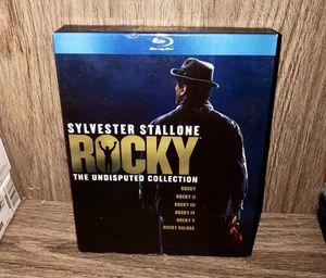 Rocky Complete Saga — x5 Films for Sale in Norwalk, CA
