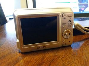 Sony Cyber-shot Camera for Sale in Hilliard, OH