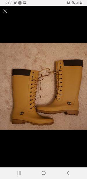 Timberland rubber rain boots for Sale in Woodbridge, VA