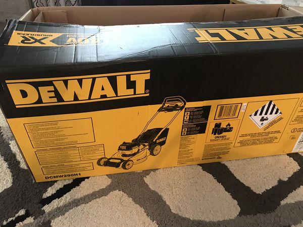 Dewalt 40v Max Lawn Mower For Sale In Bellingham Wa Offerup