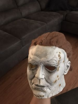 Michael Myers mask new for Sale in Pico Rivera, CA