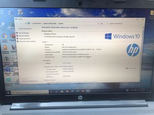 BRAND NEW HP 255 G7 Notebook pc for Sale in North Las Vegas, NV