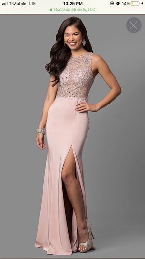 Long Dusty Pink Dress for Sale in Forest Heights, MD