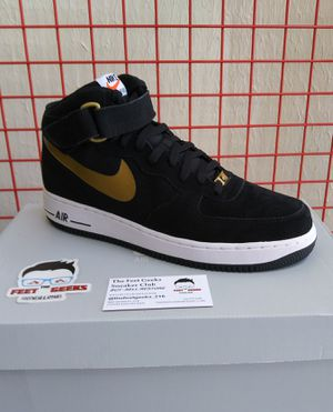 NIKE AIR FORCE 1 MID SIZE 11 11.5 12 US MEN SHOES NEW WITH BOX $120 for Sale in Cleveland, OH
