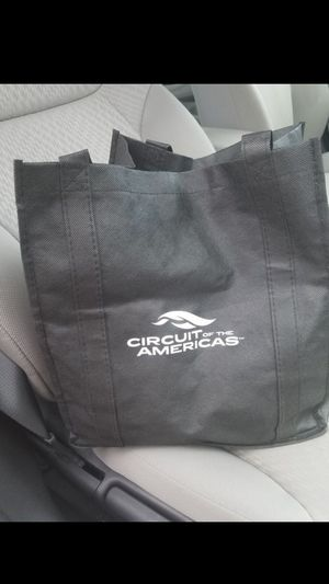 Circuit of the Americas tote bag for Sale in Austin, TX