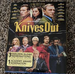 New: Knives Out (w/digital) for Sale in Sacramento,  CA