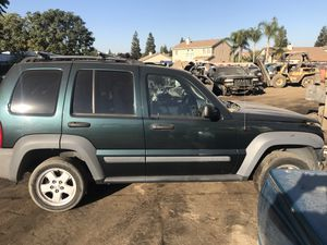 2005 Jeep Liberty for parts only. for Sale in Salida, CA