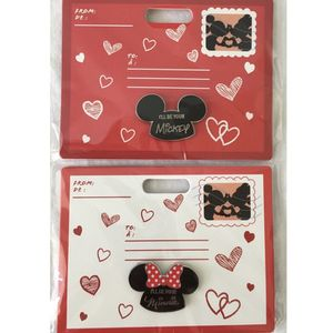 I'll be your MICKEY & MINNIE MOUSE valentine's day Disney pin set for Sale in Irvine, CA