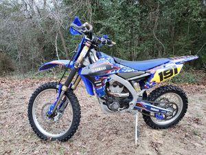 2015 Yamaha yz250fx for Sale in Millville, NJ
