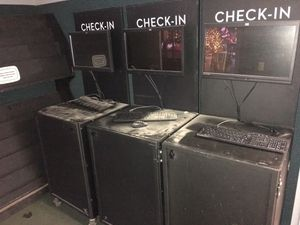 Check-in kiosks for Sale in Seattle, WA