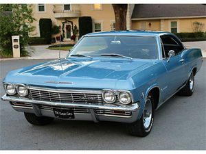 1965 Chevy Impala Super Sport and 1972 Chevy Chevelle for Sale in Escondido, CA