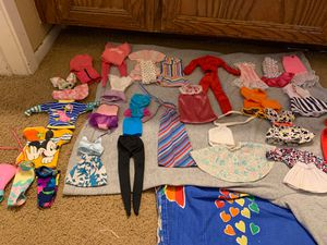 20 Barbie clothes outfits for Sale in Oceanside, CA
