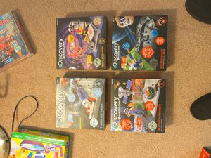 LOT OF 4 DISCOVERY KIDS GAMES for Sale in Riverdale, GA