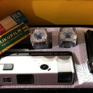 Vintage camera And Film for Sale in Oklahoma City, OK