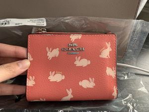 Coach Snap Card Case Wallet for Sale in Grand Prairie, TX