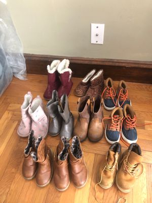 Girls shoes, sneakers and boots for Sale in North Providence, RI