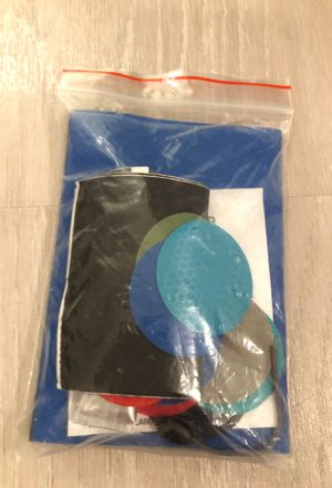 Patch kit - tent - sleeping bag - down jacket - puffy for Sale in Boston, MA
