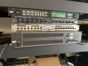 Analog Pro Audio Gear for Sale in Fort Worth, TX